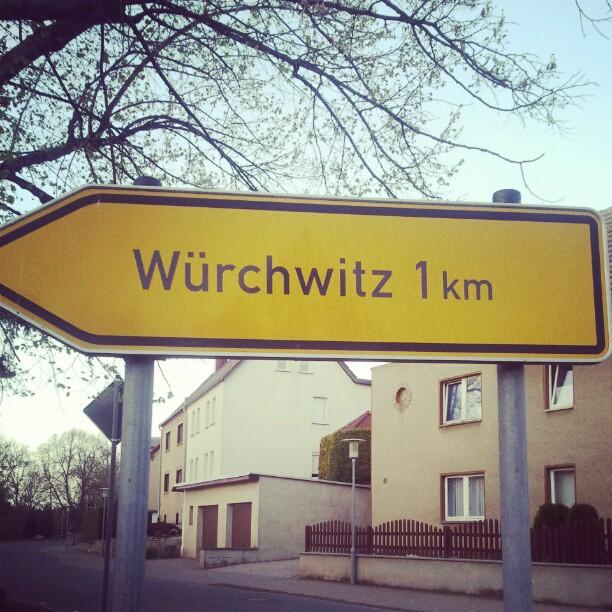 Ort für Fäkalwitze