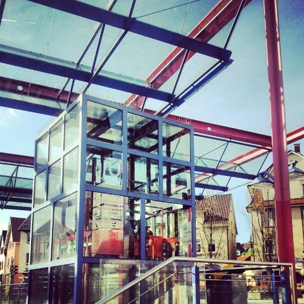 Glashaus.