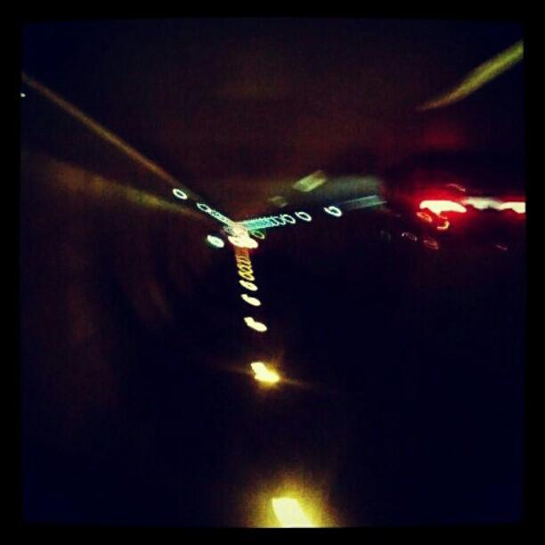 Tunneldisko.