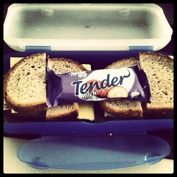 Liebe aus der Brotdose 1