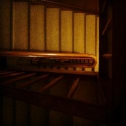 Treppenhausromantik.