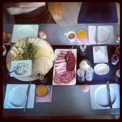 Kanzlerfrühstück